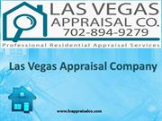 Top Quality Appraisal Service Providers in Las Vegas
