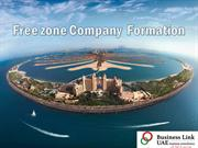 Free zone company formation