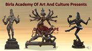 Birla Academy Of Arts & Culture Presents Dancescape