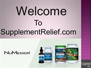 Lead A Healthy Lifestyle With NuMedica Supplements