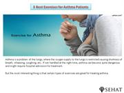 Best Excercises for Asthma Patients | Sehat