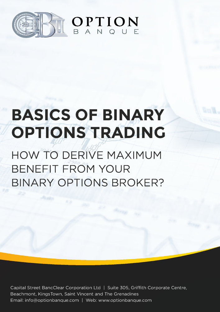 Benefits of binary options