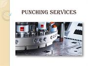 Punching Services