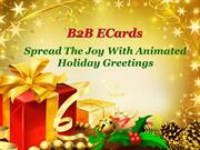 Spread The Joy With Animated Holiday Greetings