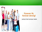 Clifton O Boyd Jr - Forever Fit and Forever Healthy