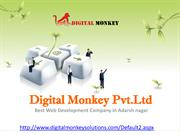 Web-Designing & Development Company in Delhi,Ncr,India