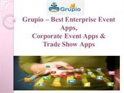 Best Mobile Event Apps - Enterprise, Corporate and Trade Show Apps