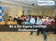 Be a Six Sigma Certified Professional - Join Certification Course