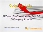 SEO and SMO services by Best SEO Company in India
