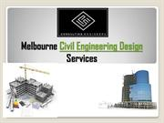 Melbourne Civil Engineering Design Services