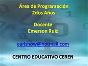 PROGRAMACION