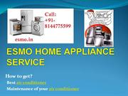 ESMO HOME APPLIANCE SERVICE