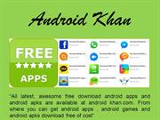 Android Khan 's Famous Communication Apps & Apks facebook Messenger ap
