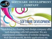 Thinkdebug, provides best Web Designing Development Services.