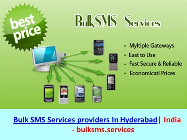 Bulk SMS Services Providers in Hyderabad |Bulk SMS Company in Indi