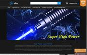 high power laser pointer - LaserPointerpenshop.com