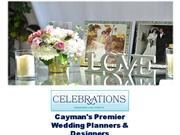 Plan Your Wedding Event with the Premier Caribbean Wedding Planner!
