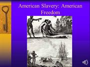 Early slavery (Online video)