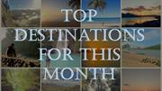Top destinations to visit this months - Thomas Cook India