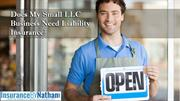 Does My Small LLC Business Need Liability Insurance?