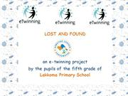 Lost and found project-presentation