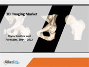 3D Imaging Market Expected to Reach $21,341 Million, by 2022
