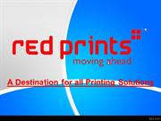 Brochure Printing in Gurgaon - Redprints.in