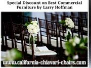 Special Discount on Best Commercial Furniture by Larry Hoffman