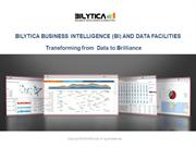 Big data - Business Intelligence Solution