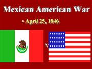 Mexican -American War