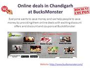 Grab Amazing Online Deals in Chandigarh