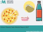 Global Oilseeds Sales Market Report 2017