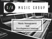 DA Music -Best Music Production and Management Company