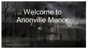 2 Murder at anonville Manor