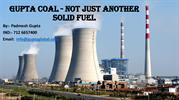 Gupta Coal - Not Just Another Solid Fuel