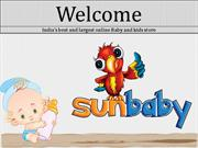 Baby Clothes and baby Care online Shopping store in India