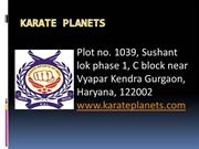 How much you know about Karate? Karate Planets