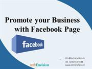 promote your business through facebook page