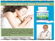 Best Sleeping Tablets for Insomnia People