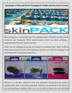 Advantages of Skin and Shrink Packaging -Skin pack