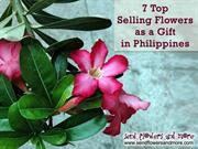 Top Selling Flowers as a Gift in Philippines