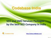 SEO and SMO Services Packages by the best SEO Company In India