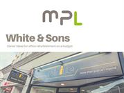 White & Sons Office Refurbishment | MPL Interiors