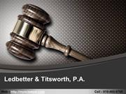 Workers Compensation Attorney Raleigh, Apex NC