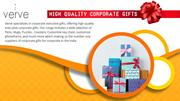 High Quality Corporate Gifts | High Quality Corporate Gift