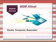 "Fleet Management System For Business Needs â€"" M2M-Allnet"