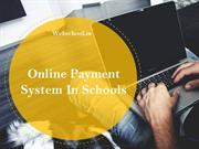Online Payment System In Schools