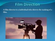 How to become a Film Director - Ivan Olita