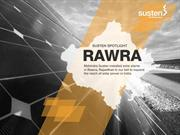 Mahindra Susten Solar Power Plant in Rewra