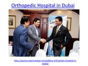 Which is the best orthopedic hospital in Dubai